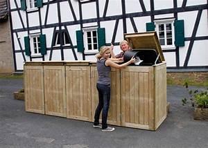 Mülltonnenverkleidung Selber Bauen : bildergebnis f r m lltonnenverkleidung selber bauen ~ Watch28wear.com Haus und Dekorationen