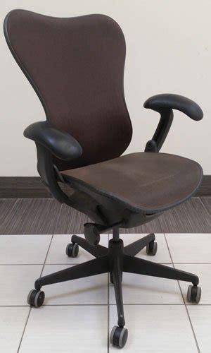 used herman miller mirra ii ergonomic chairs office furniture toronto gta