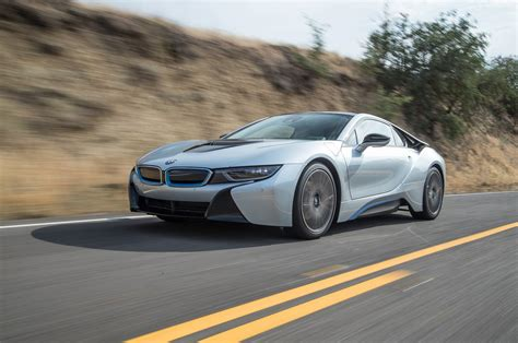 Bmw I8 Roadster Due In 2018 Followed By Highly Autonomous