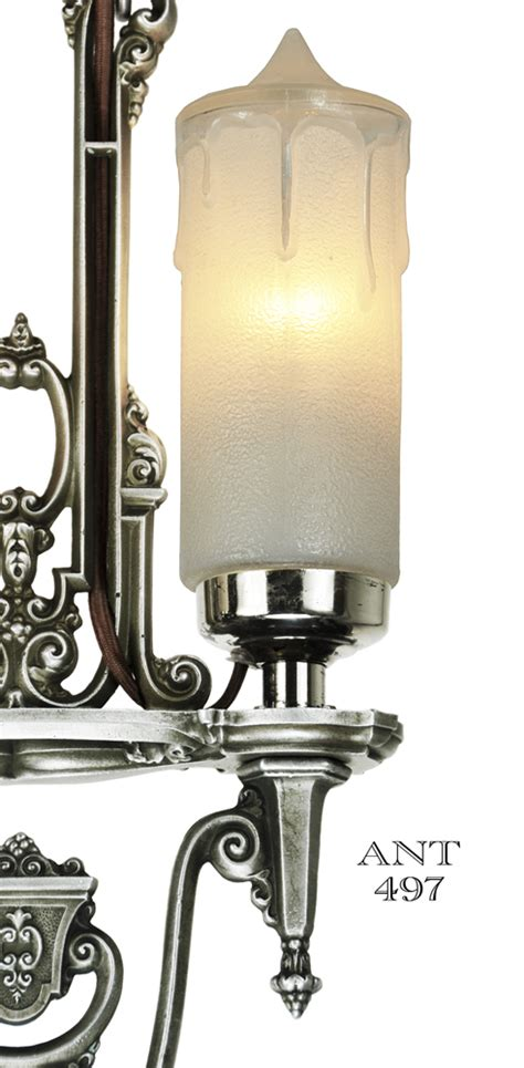 vintage hardware lighting deco antique candle