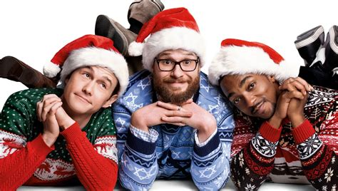 Here's The New Poster For The Night Before With Joseph Gordonlevitt, Seth Rogen And Anthony