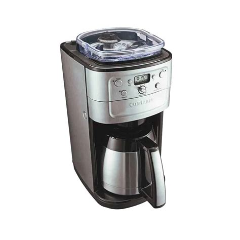 Once your coffee is brewed this. Cuisinart DGB-900 Grind And Brew Coffee Maker Review 2020 ...