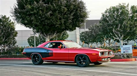 Plymouth Barracuda Wallpapers