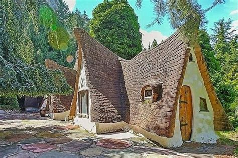 magical snow white cottage    sale  reduced