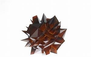 Spiked Diamond Sculptures   Arik Levy