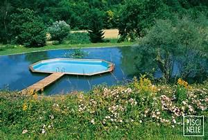 Piscine Hors Sol : piscines hors sol piscinelle ~ Melissatoandfro.com Idées de Décoration