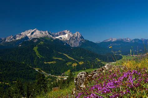 fotos bilder kruen wallgau mittenwald karwendel zugspitze
