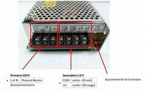 Branchement Ruban Led : alimentation ruban led 100 watts ~ Medecine-chirurgie-esthetiques.com Avis de Voitures