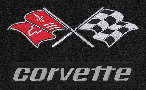 Lloyds Mats Now Offering 14 New Classic Corvette Logo