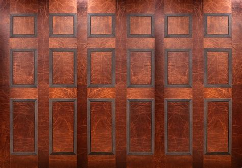 Leather Wall Tiles & Leather Floor Tiles