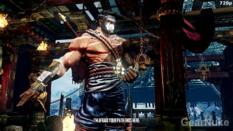 killer instinct p  p screenshots show