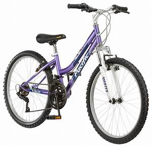 Pacific Evolution 24 Inch Girl U0026 39 S Mountain Bike