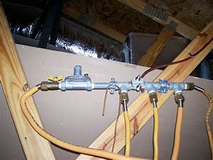 Masters Home Inspections  Corrugated Stainless Steel