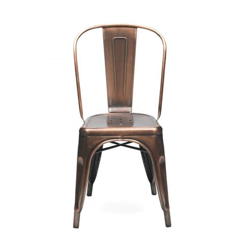 Tolix Armchair by Vintage Tolix Side Chair