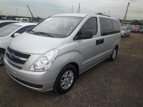 Hyundai Starex Picture by 2008 Hyundai Starex Cargo Pictures Information And