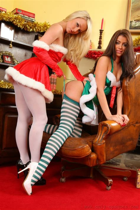 Naughty Santa S Helpers