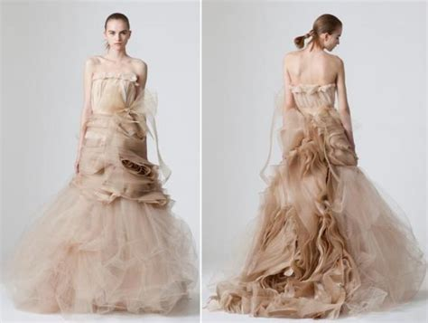 vera wang spring  wedding dresses bravobride