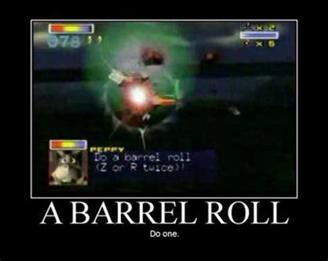 Do A Barrel Roll Meme - image 30429 do a barrel roll know your meme