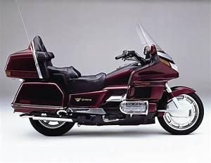 Honda Gl1500 Goldwing 1987