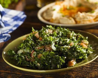 recette taboule libanais