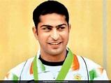 Commonwealth Games 2018: Ravi Kumar Shoots Bronze In Men's ...