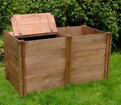 wooden compost bin compact wooden compost bin 540 litre 136