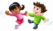 Best Kids Dancing Clipart #16303 - Clipartion.com