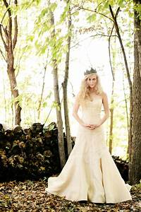 tara la tour fall 2013 wedding dresses junebug weddings With dress for october wedding