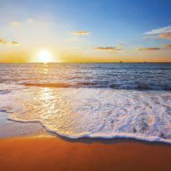 Bilder Meer Strand : artland glasbild sonnenuntergang meer landschaften strand foto online kaufen otto ~ Eleganceandgraceweddings.com Haus und Dekorationen