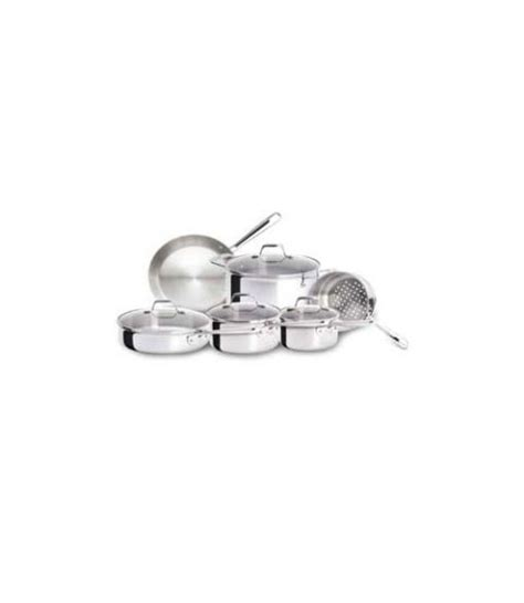 cookware emeril traditional stainless clad courtesy