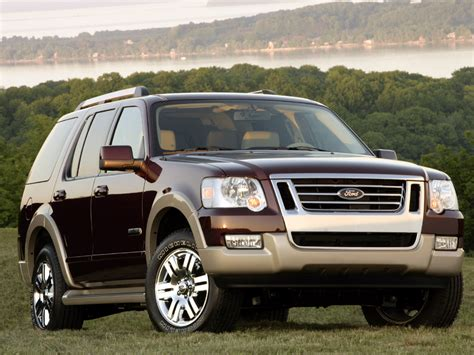 ford explorer 2006 ford explorer pictures photos gallery the car