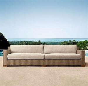restoration hardware outdoor sofa the home pinterest With restoration hardware outdoor sectional sofa
