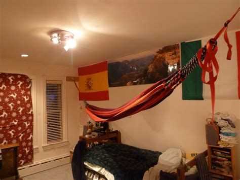 how to hang a hammock indoors without drilling hanging around in winter devoted to indoor hammock hanging