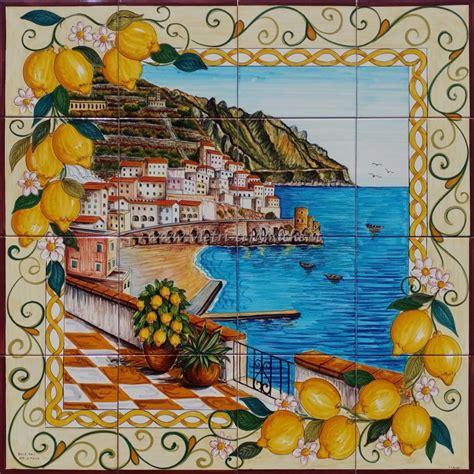 stock di piastrelle mattonelle vietri stock beautiful mattonella vietrese
