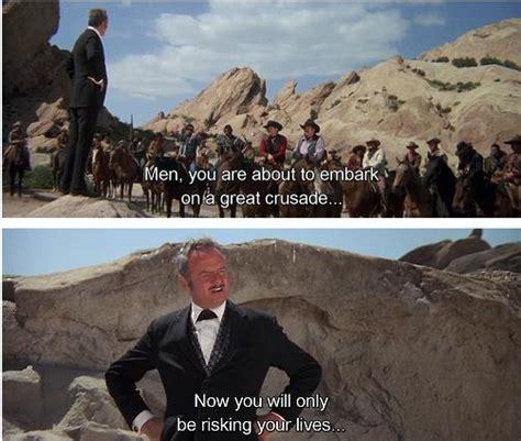 saddles blazing quotes quotesgram amazing movie risking