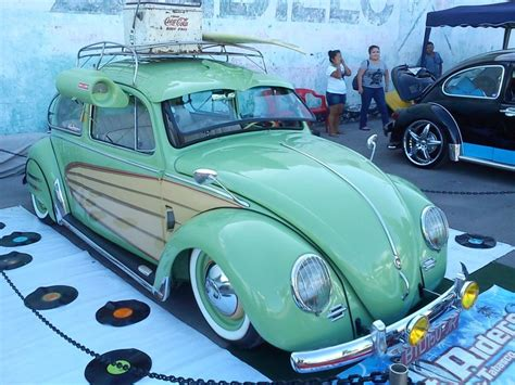 vw volkswagen cool vw beetle air cool roof rack slammed slammed