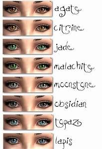 Mod The Sims - ***Mystic Eyes***