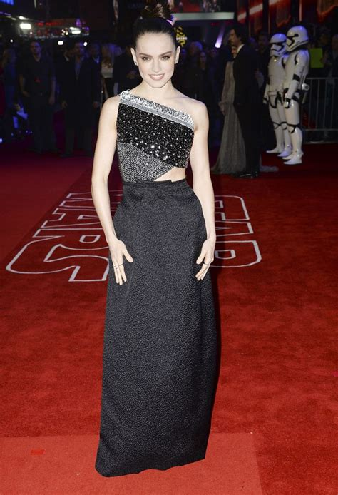 Daisy Ridley's best red carpet looks as she wows at Star ...