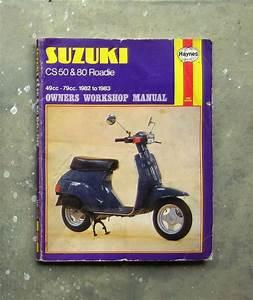 Suzuki Cs50 Cs80 Roadie