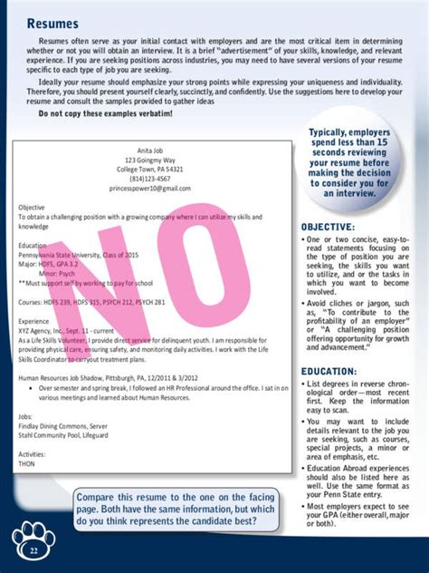 common resume mistakes  people