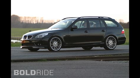Bmw Sports Wagon by G Power Bmw 535d Sports Wagon