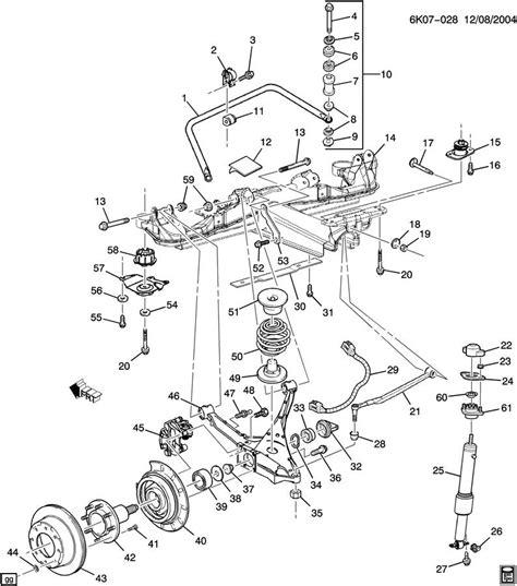 cadillac shock diagram