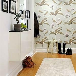 meuble d39entree portemanteau et vide poches en 55 idees With tapis chambre bébé avec bakker plantes et fleurs