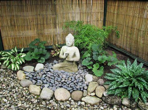 Buddha Zen Garten by My Zen Garden Lanterns And Landscape Seaside Garden