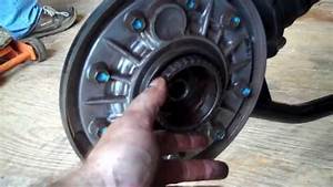 2005 Suzuki M50 Boulevard - Remove The Wheels
