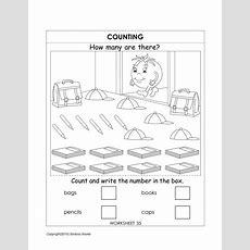 Ukg (kindergarten) Worksheets Hubpages