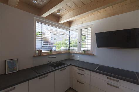 Küche Mit Eckfenster by Holz Alu Fenster Bei Einfamilienhaus In Niefern