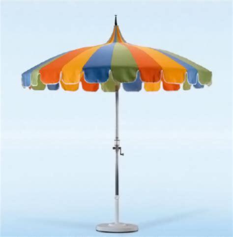 Black Pagoda Patio Umbrella by California Umbrella Pagoda Styled Patio Umbrella 8 6 Quot