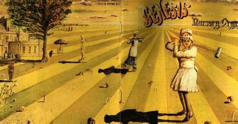The Musical Box Testo by Album Covers Genesis Nursery Crime