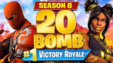 bomb  season  fortnite youtube